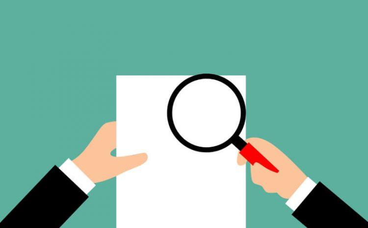 ¿Cómo reconocer una factura falsa?